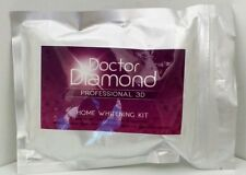 Dr. Diamond Complete Professional 3D At-Home Teeth Whitening Kit White Smile C4