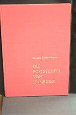 DIE POSTSTEMPEL VON HAMBURG - Dr Ernst Meyer-Magreth - 87 PAGES COMPLET - TBE