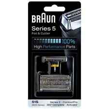 BRAUN 8000 Series Activator Shaver Foil and Cutter 8595 8795 8588 8590 8790 8785