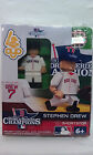 2013 WORLD SERIES STEPHEN DREW BASEBALL BOSTON RED SOX Oyo Figure