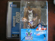 MICHAEL REDD McFARLANE SPORTSPICKS NBA SERIES 7  RARE MILWAUKEE BUCKS