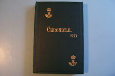 THE OXFORDSHIRE & BUCKINGHAMSHIRE LIGHT INFANTRY CHRONICLE 1953
