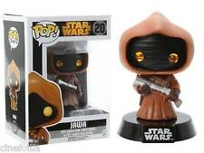 Figura vinile Star Wars Jawa Pop! Funko vinyl figure bobble-head n° 20