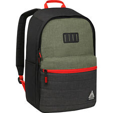 "OGIO 111122.25 Lewis Olive 15"" Laptop Tablet ipad Tech Case Backpack black"