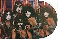 KISS VINYL LP LONDON ROCK CITY - PICTURE DISC