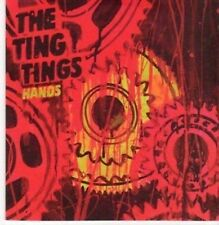 (AY999) The Ting Tings, Hands - 2010 DJ CD