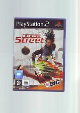 FIFA STREET - SONY PLAYSTATION PS2 FOOTBALL GAME - FAST POST ORIGINAL & COMPLETE