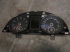12 VOLKSWAGON CC INSTRUMENT CLUSTER SPEEDOMETER TACH ODOMETER