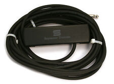 11500-30-BLK Seymour Duncan Woody SC Walnut Acoustic Sound Hole Guitar Pickup