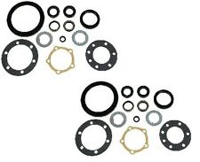 Land Rover Discovery SD Set of 2 Front Wheel Hub Flange Kit Eurospare Brand NEW