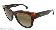 Authentic PRADA Dark Tortoise Sunglasses PR 27P 27PS - MA41X1  *NEW*