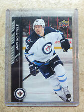 15-16 UD Series 1 RARE Promo Set JETS #JET-4 MARK SCHEIFELE