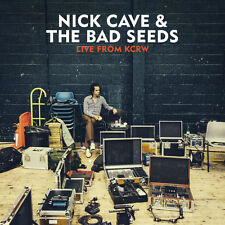 Nick Cave & The Bad Seeds - Live From KCRW (2LP Vinyl MP3) BS006V NEU+OVP!