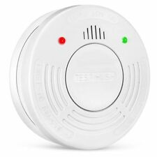 3 PACK LONG LIFE Fire Alarm 10-Year Extended Battery Life Smoke Detector Sensor