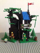 Lego 6054 Forestmen's Hideout Robin Hood Ritter 100% komplett