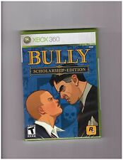 Bully: Scholarship Edition (Xbox 360, NTSC, New Features Exclusive) Brand NEW