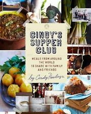 Cindy's Supper Club: Meals from Around the World to Share with Family -ExLibrary