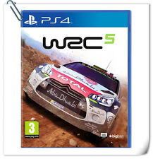 PS4 WRC 5 World Rally Championship SONY PlayStation Racing Games BigBen