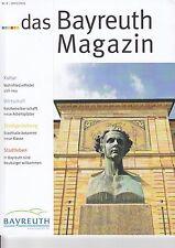 das Bayreuth Magazin Nr. 9 2015/2016