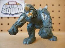 Marvel Super Hero Squad ULTIMATE RHINO from Spider-Man Wave 2