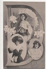 POSTCARD  ACTRESSES   Zena  Dare              Tuck