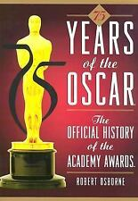 75 Years of the Oscar: The Official History of the Academy Awards-ExLibrary