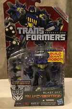 Transformers Fall of Cybertron Blast Off  - Deluxe Class Part 2 of 5