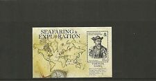 BRITISH INDIAN OCEAN TERRITORY SGMS402 SEAFEARING AND EXPLORATION  M/S MNH