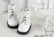 ☆╮Cool Cat╭☆【15-03】Blythe Pullip Doll Short Shoes # White