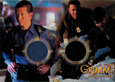 Grimm 2013 Costume Card GC-18 Reggie Lee and Russell Hornsby