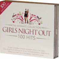 Ultimate Night Out Collection 5 CD 1970 70s 1980s 80s Original Music Recordings