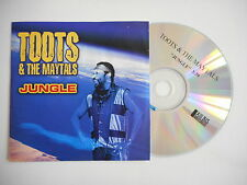 TOOTS & THE MAYTALS : JUNGLE [ CD SINGLE ] ~ PORT GRATUIT
