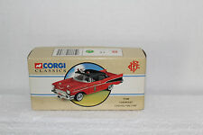 Corgi #97389 Chevrolet Chicago Fire Chief Car