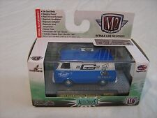 "M2 Machines Auto Trucks Series '65 Ford Econoline Delivery Van ""Mr. Gasket"""