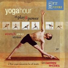 Yoga Hour of Play & Power, Darren Rhodes, Good