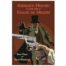Sherlock Holmes and the Knave of Hearts, Whitehead, David, Hayes, Steve, New Boo