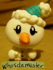 Moshi Monsters Series 4 #66 TOMBA Snowman Moshling Mint OOP Free US CS
