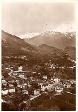 """VALLE DI SUSA - MEANA - Veduta Borgate """"Campo del Carro"""" """"Grangie"""" """"Gran Borgata"""