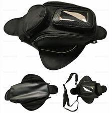NEW Waterproof Universal Magnetic Motorcycle Motorbike Travel Oil Fuel Tank Bag