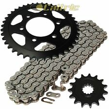 Drive Chain & Blue Sprocket Kit Fits KAWASAKI Z1000 ZR1000 2010-2014