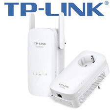TP-Link TL-WPA8630KIT AC1200 WLAN Powerline Adapter 1200Mbps 4 Gb LAN Steckdose