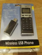 Wireless Skype Phone USB VoIP
