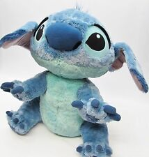 Huge Stitch Plush Doll Lovey JUMBO Extra Large BIG Authentic Disney Store 21""