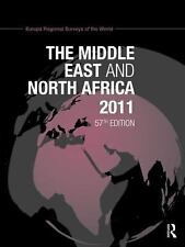 The Europa Regional Surveys of the World set 2010: Middle East and North Africa
