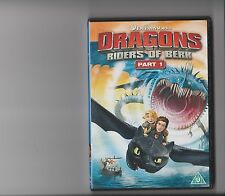 DRAGONS RIDERS OF BERK PART 1 DVD 11 EPISODES