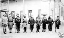 1900 PHOTO- TROOPS OF THE 8 NATION ALLIANCE-To Combat Boxer Rebellion