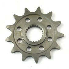 13T Tooth Front Sprocket For Honda CR125 CRF250 R-4,5,6,7,8 520 Chain 2004-2014