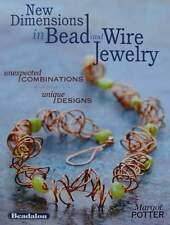 LIVRE/BOOK : BIJOUX A FAIRE SOI MEME (create your own jewellery,perles et fil