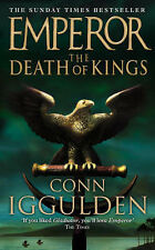 Conn Iggulden Emperor: The Death of Kings Very Good Book