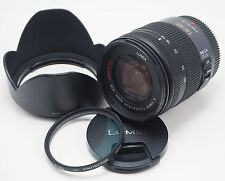 Panasonic Lumix G Vario 14-45mm f/3.5-5.6 Asph Mega O.I.S Lens - Very Good COND.